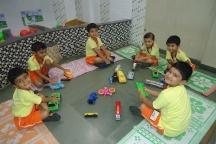 Pre-primary: Activities